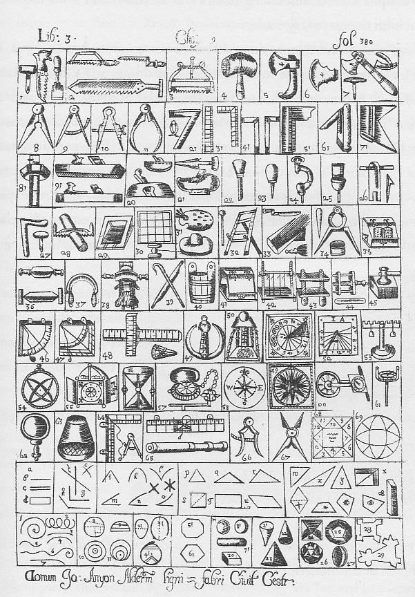 caisse à outils médiévale