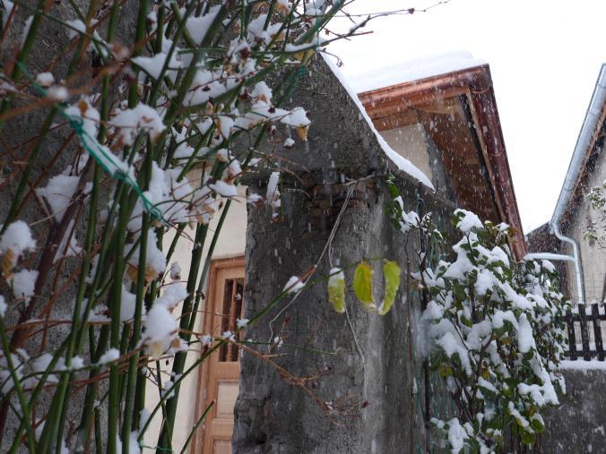 chapelle hiver